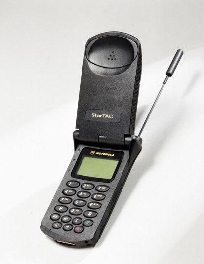 手机设计简史 1994年IBM推出首款触摸屏手机图片