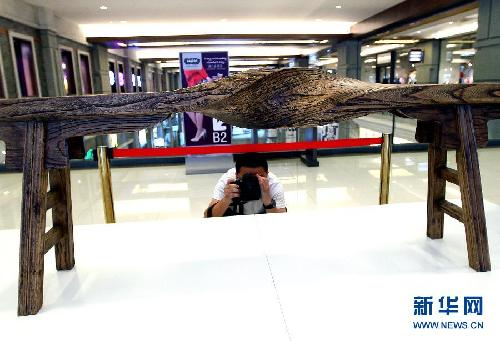 上海举行中国家具原创设计展