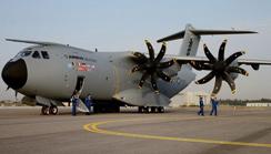 空客A400M军用运输机