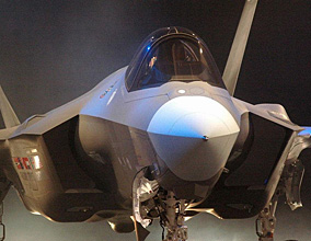 F-35隐形战斗机 F-35 雷电II 隐形战斗机