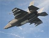 美国海军F-35B/C战斗机