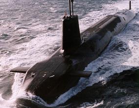 """""""前卫""""级战略核潜艇"""