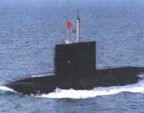 """""""基洛""""级潜艇"""