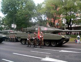 """""""豹""""-II主战坦克"""