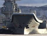 俄羅斯庫茲涅佐夫號航母