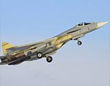俄公开未来前线系统第三架T-50原型机试飞图集