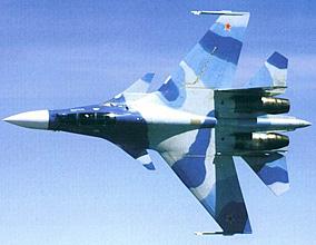 苏-27战斗机 苏-33 苏-34 苏-35 苏-37 侧卫 歼11