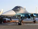 苏-34正式交付俄空军