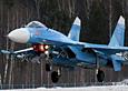 SU-27战斗机系列