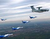 空警-2000预警机对隐形战机有一定探测能力