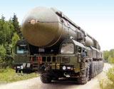 白楊-M洲際導彈