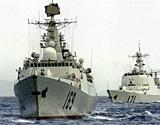 中国海军舰艇精彩组图
