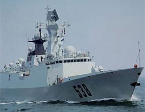 054型护卫舰 隐身护卫舰 新青年 568号 538号