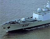 中国海军新锐054A型隐身新护舰谱及武备