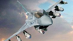 F-16战隼战斗机