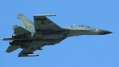 殲-11戰斗機