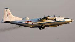 运-8运输机