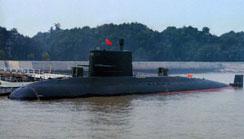 元级常规动力潜艇