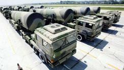 東風-31洲際導彈