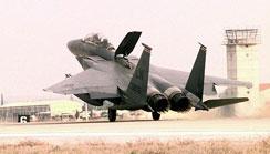 F-15鷹式戰斗機