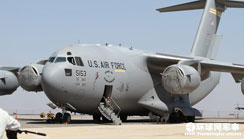 C-17运输机