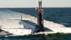 """""""弗吉尼亚""""级核潜艇"""