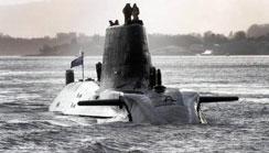 """""""机敏""""级核潜艇"""