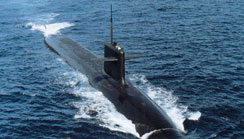 """""""凯旋""""级核潜艇"""