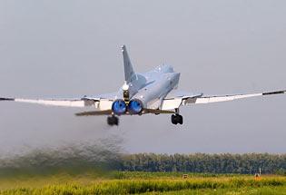 俄图-22M3轰炸机最新改型首度亮相