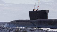"""""""北風之神""""級戰略核潛艇"""