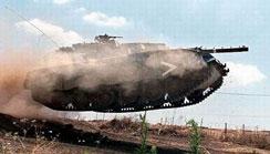 """""""梅卡瓦""""系列主战坦克"""