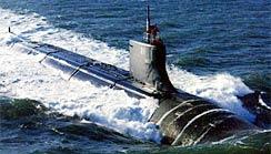 """""""海狼""""级攻击核潜艇"""