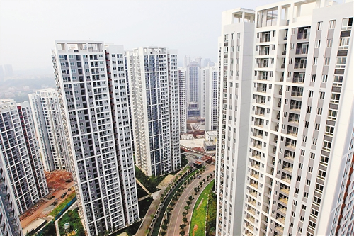重庆:最大公租房小区开始签约入住图片