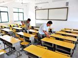 三峡坝区的援建学校将竣工 移民子女就读新校园[组图]