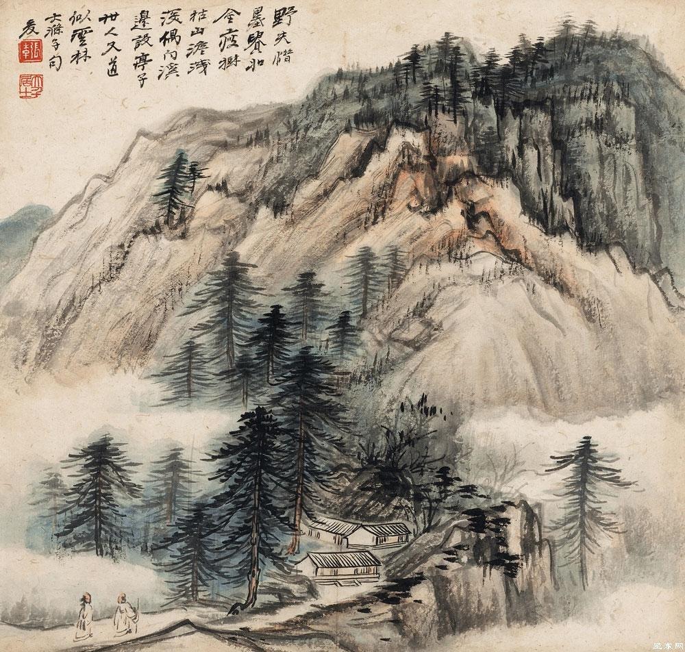 张大千/东方的毕加索 国画大师张大千(一)_ 视频中国...