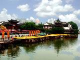 江苏:南京夫子庙风光[组图]