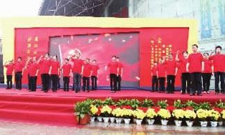 长沙市雨花区:廉政义工放异彩