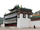 世界藏学府迎来首次大修 拉卜楞寺参观朝拜未受影响[组图]