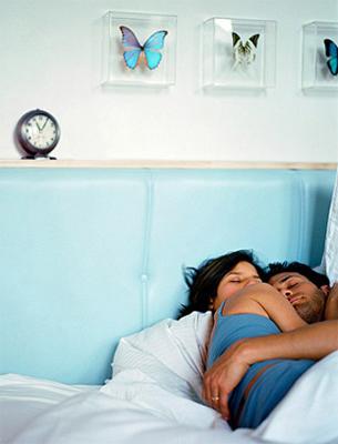 性养生 男人在床上不行的3个心理障碍图片