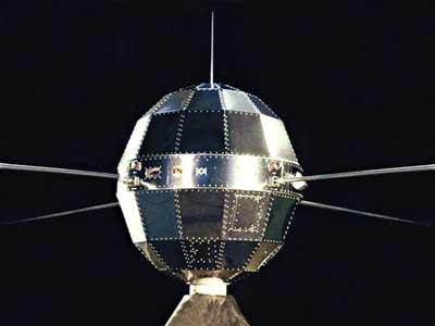 1970年 第一颗人造卫星