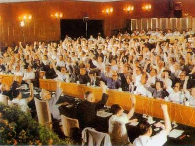1981年 十一届六中全会召开