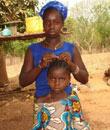 摧残非洲少女的陪睡制度!