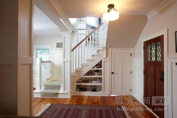 衣柜楼梯装修图片