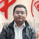 天道留学市场高级经理 刘中野