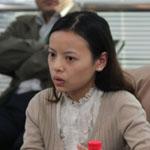 英国谢菲尔德哈雷姆大学北京代表处媒体与公关经理 丁杨