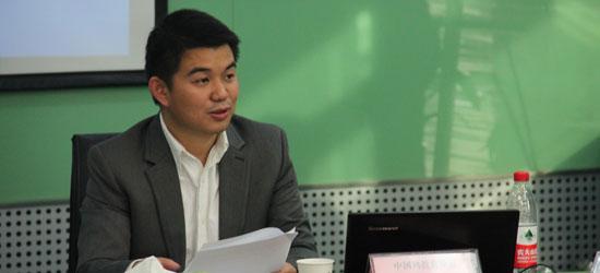 中国网教育频道主编 冯志军