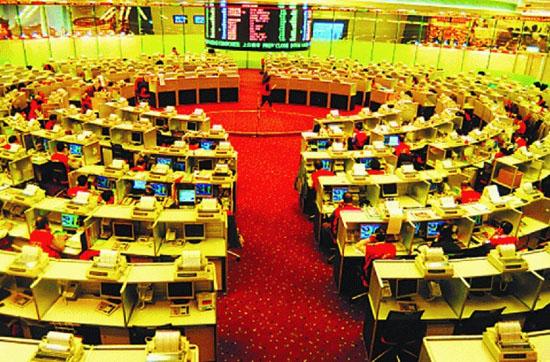 你不敢?有人敢!海外投资者开始抄底中国股票 - 新闻图片