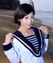 实拍中国海军美丽女通信兵(组图)