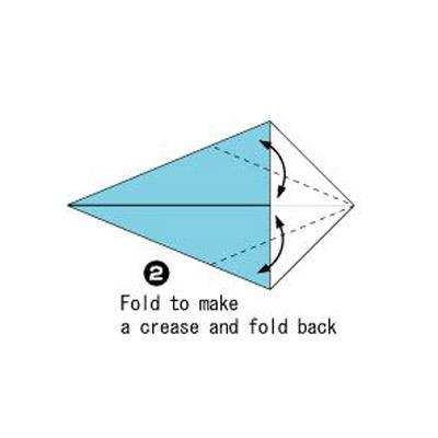 有趣的折纸游戏:小老鼠