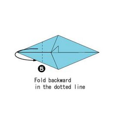老鼠折纸步骤图解折纸步骤图解